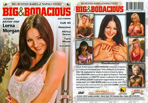 Big & Bodacious   Lovette, Africa Sexxx, Colt 45, Lorna Morgan