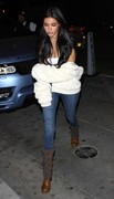 Madison Beer - Cleavage Candids out in West Hollywood 7