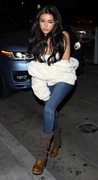 Madison Beer - Cleavage Candids out in West Hollywood 3