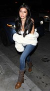 Madison Beer - Cleavage Candids out in West Hollywood 9