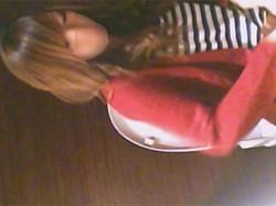 【投稿作品】 女子トイレ盗撮~某ファミレス編~vol.38 某ファミレスの女子トイレに潜入し、際どいアングルからの撮影に成功!?