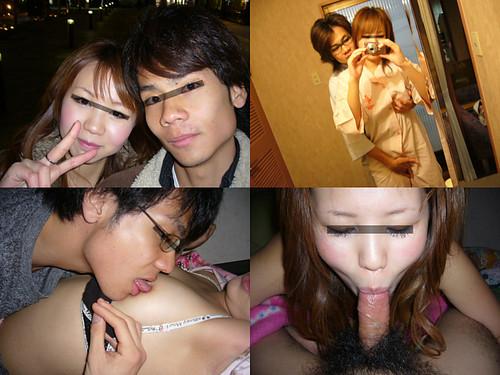 P2P流出 t○keshiのアルバム。可愛い彼女とのハメ撮り画像を流出!