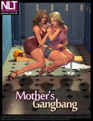 Updated crazy incest comic by NLT Media – Mothers Gangbang - 47 pages