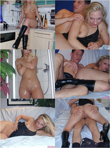 Lusty Blonde Girl Loves Being Fucked