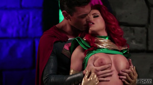 Britney Amber - Batman v Superman XXX Parody sc1, 2015, HD, 720p