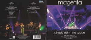 Magenta - Chaos From The Stage (2016) [DVD9]