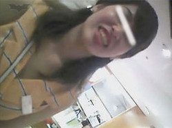 bw011 バモス【美人店員チラ盗撮】美人店員パンチラ粘着撮り Vol.11