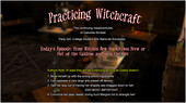 Practicing Witchcraft by 3DZen