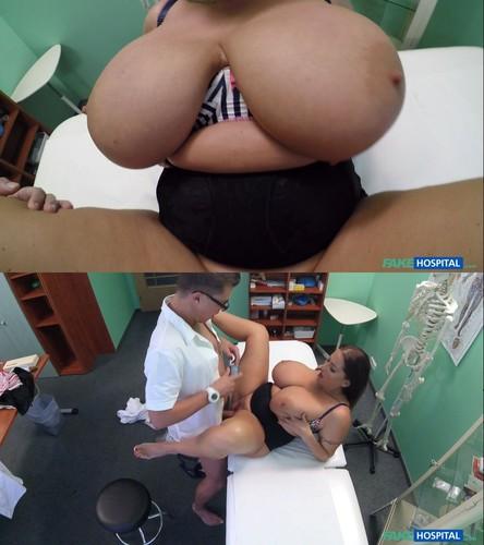 Laura Orsolya Aka Laura M.   Babe wants cum on her big tits FullHD 1080p