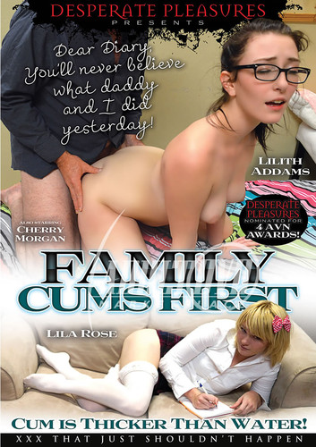 Family Cums First (2015/DESPERATE PLEASURES)
