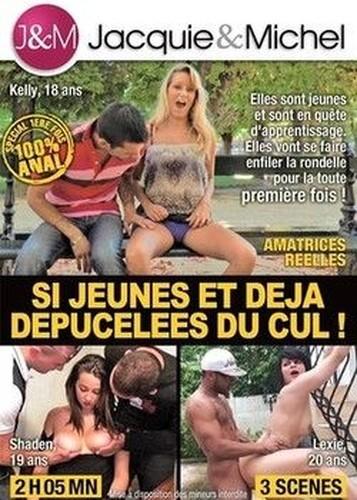 Si Jeunes et Deja Depucelees Du Cul (2016)