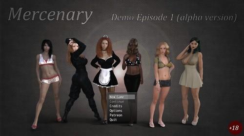 Mercenary - Demo Episode 1 Alpha Version