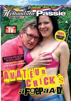 Amateur Chicks Afgepaald (2017)