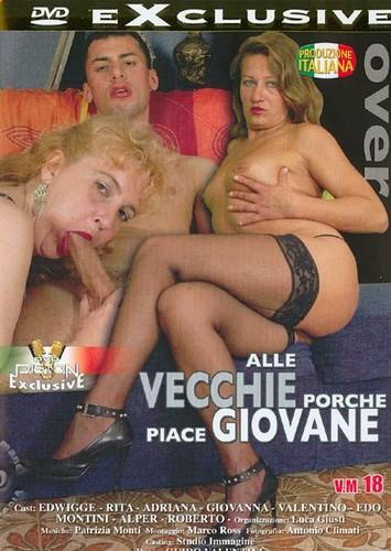 Alle Vecchie Porche Piace Giovane (2008/DVDRip)