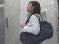 投稿作品 エレベーターという密室の盗撮 vol.07