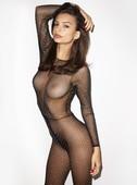 Emily Ratajkowski Transparencias Desnuda Foto Publicada y Después Borrada De Su Instagram