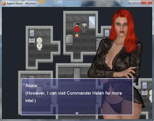 Agent Alona : Missions - Version Beta 5