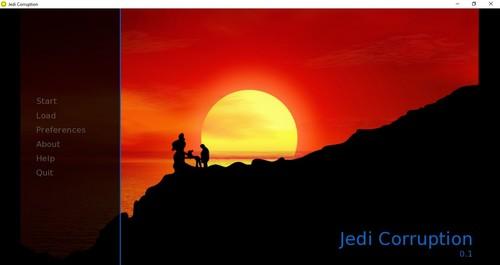 Jedi Corruption Version 0.1
