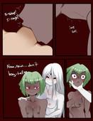 Inuyuru - Oscar Captured - Comic with Emerald Sustrai